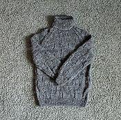 Одежда handmade. Livemaster - original item Sweater knitted of 100% sheep wool (No. №17). Handmade.