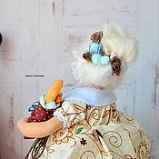 Куклы и игрушки ручной работы. Ярмарка Мастеров - ручная работа Толстушка-украшение кухни-неординарный подарок).. Handmade.