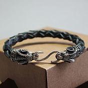 Bead bracelet handmade. Livemaster - original item Silver bracelet-Aries zodiac Sign. Handmade.