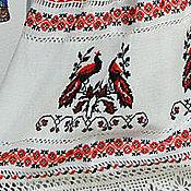 Русский стиль ручной работы. Ярмарка Мастеров - ручная работа Жар-птицы, передник в славянском стиле. Handmade.