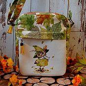 Сумки и аксессуары handmade. Livemaster - original item Bag for girls