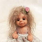 Куклы и игрушки ручной работы. Ярмарка Мастеров - ручная работа Малышка феечка. Handmade.