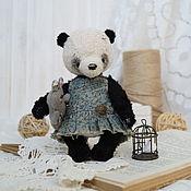 Куклы и игрушки ручной работы. Ярмарка Мастеров - ручная работа Панды Лешка и Енька. Handmade.