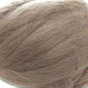 Материалы для творчества handmade. Livemaster - original item ВР3512. Camel. Tops. Color: brown and beige. 50 gr.. Handmade.