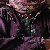 Одежда ручной работы. Ярмарка Мастеров - ручная работа ОДЕЖДА ДЛЯ СВОБОДНЫХ НАТУР. Handmade.