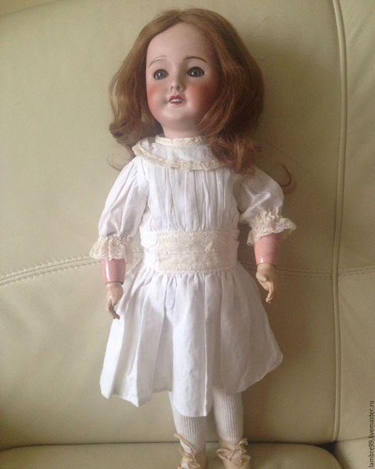 Антикварная кукла Франция, Unis SFBJ