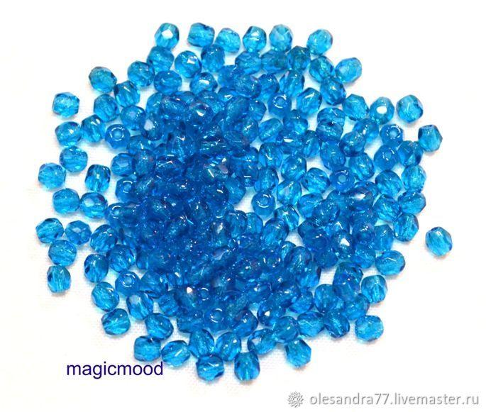 beads. buy beads. beads Chelyabinsk. buy Czech beads. beads for jewelry. Czech beads to buy. 3 mm. Fire Polished.  OleSandra 2 beads beads. Fair Masters.