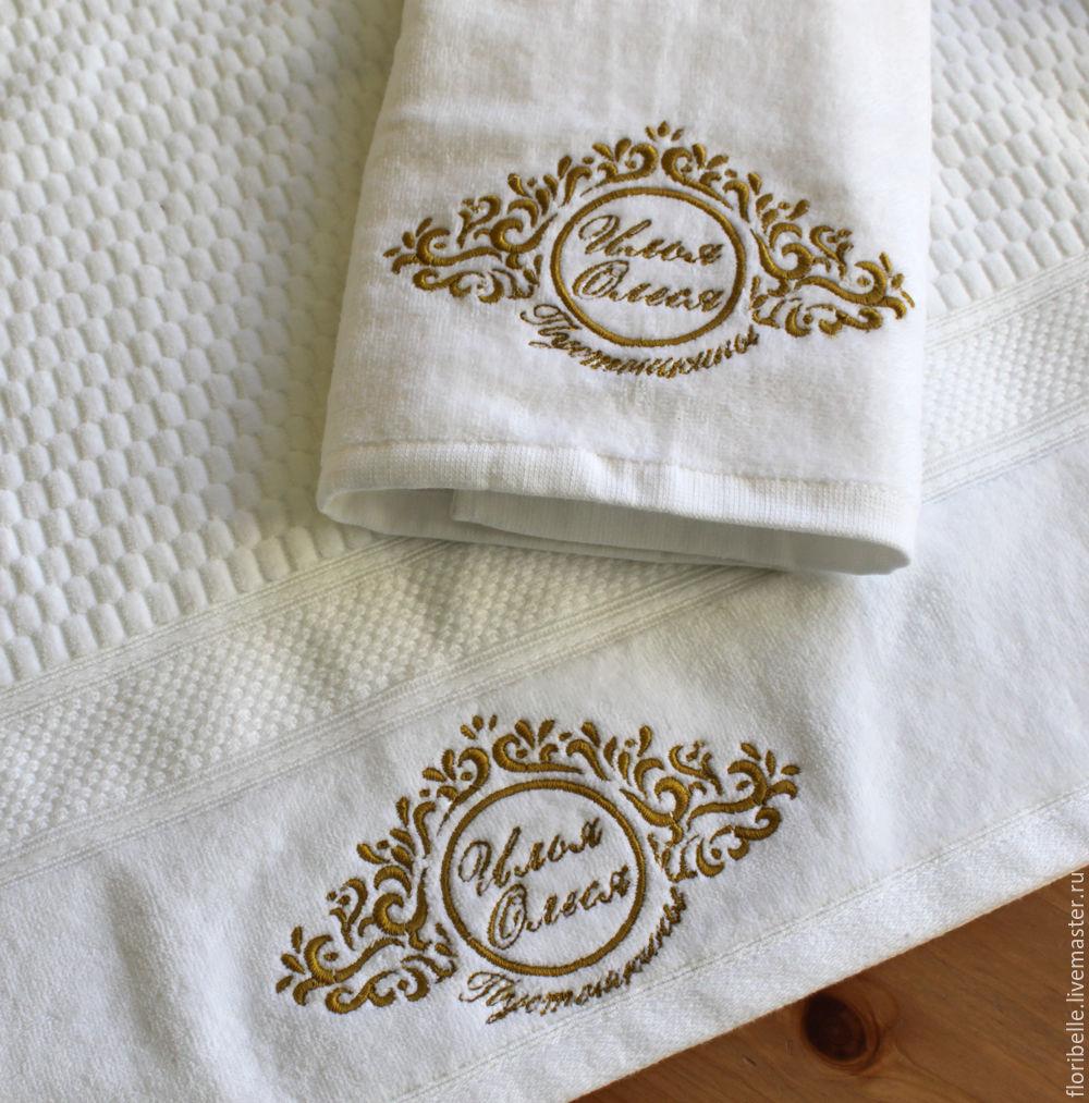 Заказать вышивку на свадьбу
