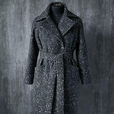 Одежда ручной работы. Ярмарка Мастеров - ручная работа Зимнее пальто.. Handmade.