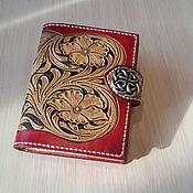 Сумки и аксессуары handmade. Livemaster - original item The driver`s wallet, Leather ladies wallet, Wallet, Avtodokumentov. Handmade.