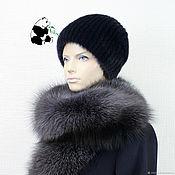 Аксессуары handmade. Livemaster - original item Luxurious fur collar scarf Fox fur