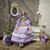 Куклы и игрушки ручной работы. Ярмарка Мастеров - ручная работа Крымская Лаванда...... Handmade.