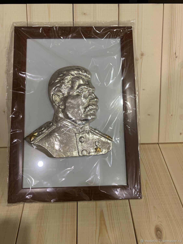 3Д картина: Иосиф Сталин, Фотокартины, Москва,  Фото №1