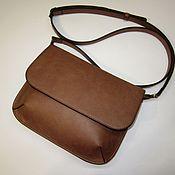 Сумки и аксессуары handmade. Livemaster - original item A small bag of sand pul-ap. Handbag envelope with the undercut.. Handmade.