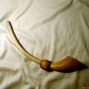 Субкультуры handmade. Livemaster - original item Smoking Pipe of the Plutos or the horn of Plenty. Handmade.