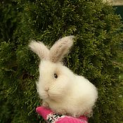 Куклы и игрушки handmade. Livemaster - original item Soft toys: Rabbit Bunny candy ears. Handmade.