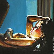 Картины и панно ручной работы. Ярмарка Мастеров - ручная работа Sunbath. Handmade.