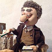 Куклы и игрушки ручной работы. Ярмарка Мастеров - ручная работа У психолога. Handmade.