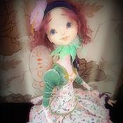 Куклы и игрушки ручной работы. Ярмарка Мастеров - ручная работа Черника. Handmade.