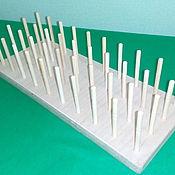 Материалы для творчества handmade. Livemaster - original item Stand for thread (40 colors). Handmade.