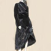 Одежда ручной работы. Ярмарка Мастеров - ручная работа Пальто в технике нуновойлок. Handmade.