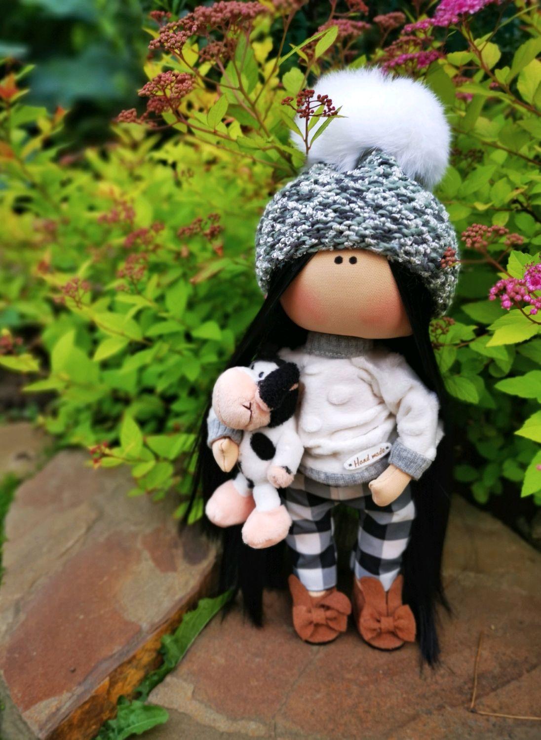 Кукла интерьерная, Куклы Тильда, Санкт-Петербург,  Фото №1