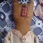 Куклы и игрушки ручной работы. Ярмарка Мастеров - ручная работа Долли, Чердачная кошка.. Handmade.
