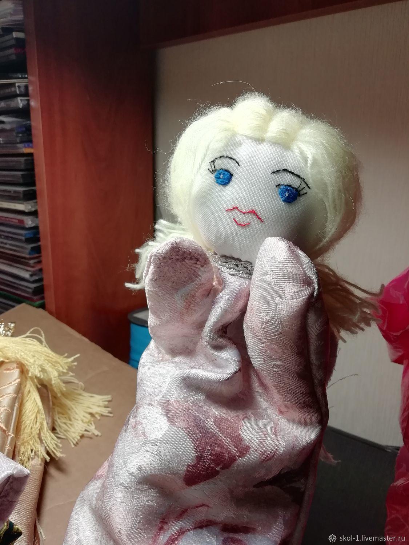 """Перчаточная игрушка """"Ангел"""", Кукольный театр, Мытищи,  Фото №1"""