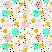 Материалы для творчества ручной работы. Ярмарка Мастеров - ручная работа 100% хлопок, Польша премиум, блестки. Handmade.