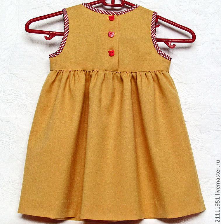 надеть платье правило