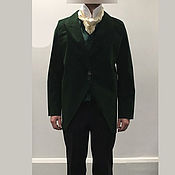 Одежда handmade. Livemaster - original item Historical mens suit 1862. Handmade.