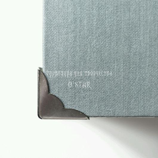 Открытки и скрапбукинг ручной работы. Ярмарка Мастеров - ручная работа. Купить Уголок металлический. Handmade. Уголок, уголок для декора