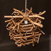 Потолочные и подвесные светильники ручной работы. Ярмарка Мастеров - ручная работа Светильник потолочный. Handmade.