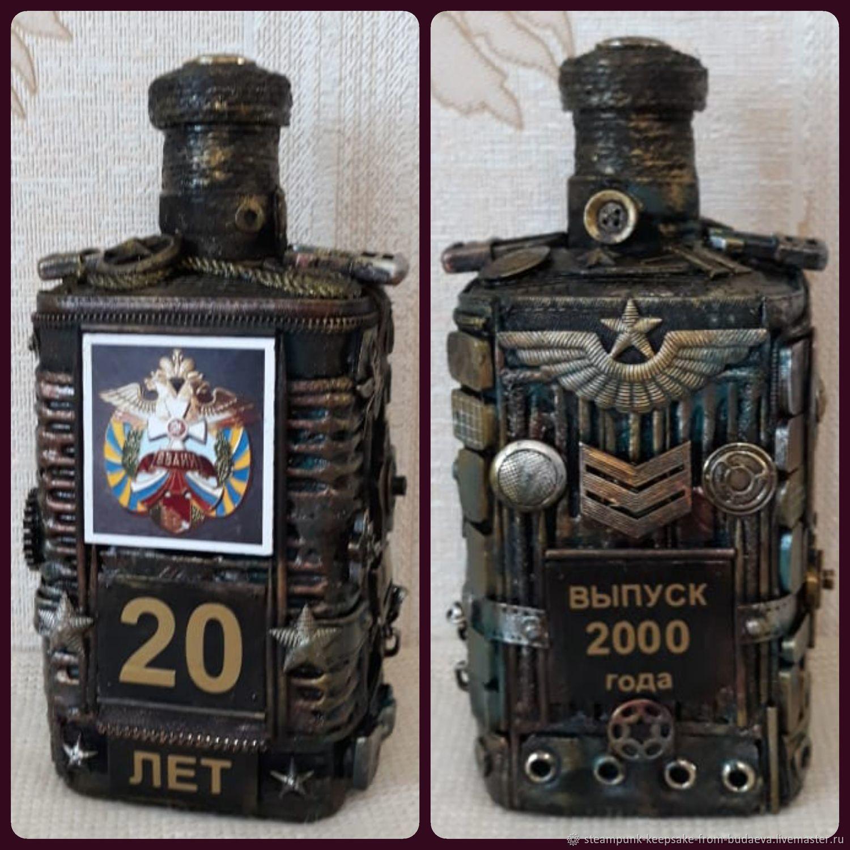 20 лет, выпуск 2000 года, Бутылки, Борисоглебск, Фото №1