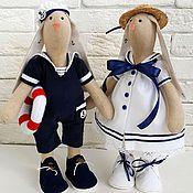 Куклы и игрушки ручной работы. Ярмарка Мастеров - ручная работа Морское путешествие. Handmade.