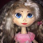 Кукла текстильная Звездочка