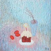 """Картины и панно ручной работы. Ярмарка Мастеров - ручная работа Картина маслом """"Накануне"""". Handmade."""