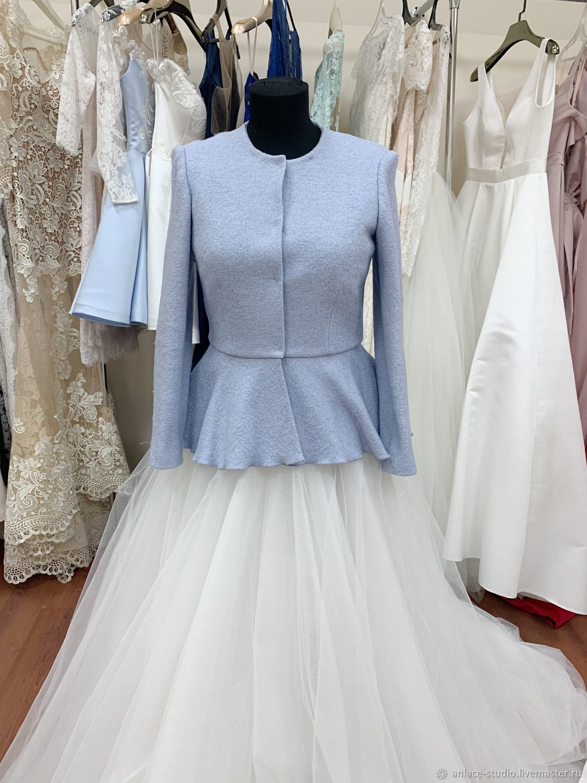 Copy of Wedding coat, Bridal jacket, Bridal coat, Wedding jacket, Capes, Moscow,  Фото №1