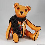 Куклы и игрушки handmade. Livemaster - original item Bear Gustav. Handmade.