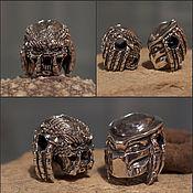 Материалы для творчества handmade. Livemaster - original item Predator charm. Handmade.