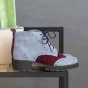 Женские ботинки Anna Chaqrua
