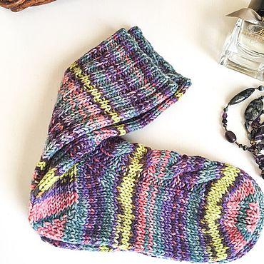 Accessories. Livemaster - original item Copy of Copy of Copy of Socks. Handmade.