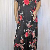 Одежда handmade. Livemaster - original item maxi dress. Handmade.