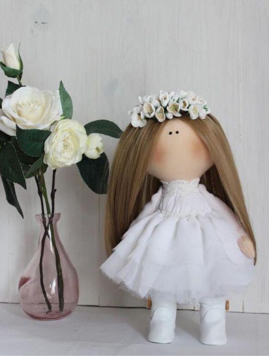Куклы тыквоголовки ручной работы. Ярмарка Мастеров - ручная работа. Купить Кукла Текстильная Интерьерная. Handmade. Кукла ручной работы