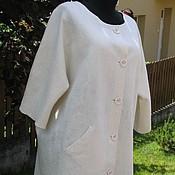 Одежда ручной работы. Ярмарка Мастеров - ручная работа пальто Балтийское лето. Handmade.