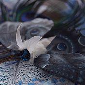 Украшения ручной работы. Ярмарка Мастеров - ручная работа Ночной мотылёк. Властитель тысяч лун. Handmade.