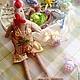 Подарки на Пасху ручной работы. Заказать Курочка и петух - куклы в стиле Тильда. MarmelaDecor. Ярмарка Мастеров. Курица, петушок, куклы