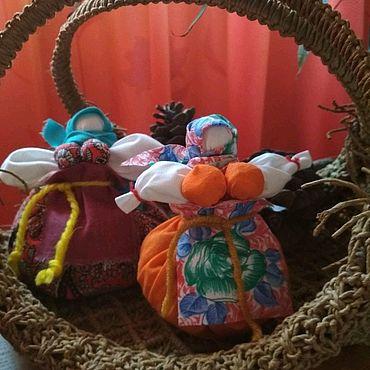 Куклы и игрушки ручной работы. Ярмарка Мастеров - ручная работа Кукла травница. Handmade.