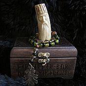 """Фен-шуй и эзотерика ручной работы. Ярмарка Мастеров - ручная работа Шкатулка """"Ёрмунганд"""". Handmade."""