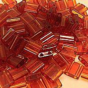 Материалы для творчества ручной работы. Ярмарка Мастеров - ручная работа Миюки ТИЛА 134 transparent dark amber 10гр. Handmade.